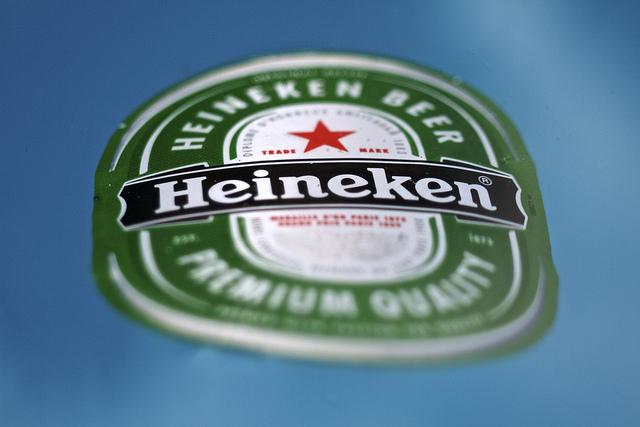 Heineken CSR performance